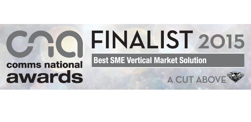 Comms National Awards Finalist 2015