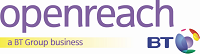 BT openreach registered supplier