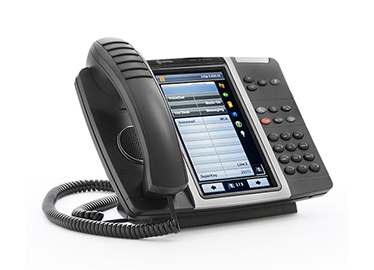 The Mitel 5360 IP Handset