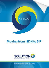Moving from ISDN to SIP