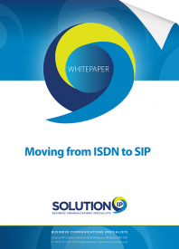 ISDN to SIP whitepaper