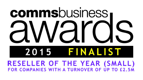 Comms Business Awards Finalist 2015