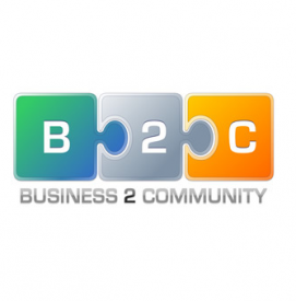 Business 2 Community Logo