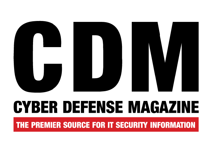 Logo Cyber Defense Magazine